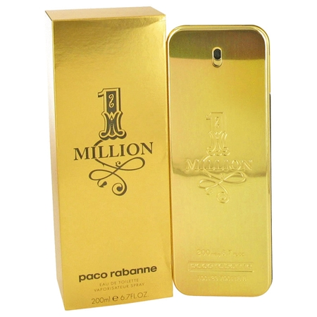 Picture of 1 Million By Paco Rabanne EDT 200ml