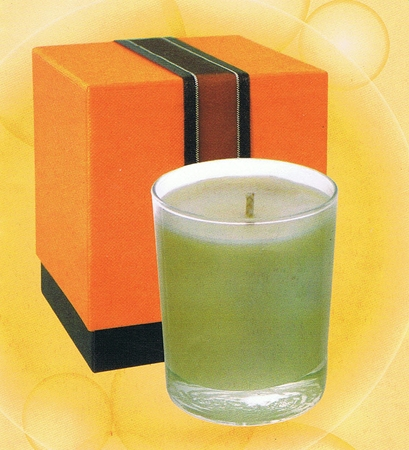 Picture of 8oz Spa-Valous Soy Massage Candle - Energizing