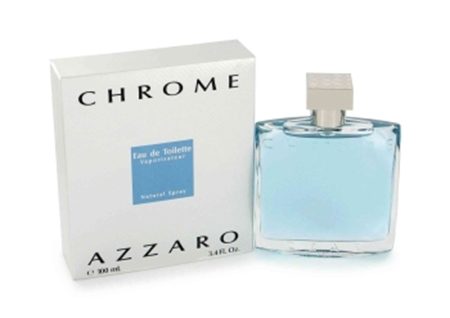 Picture of Chrome by Lorris Azzaro 100ml EDT