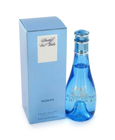 Picture of Cool Water 100ml Eau deToilette by Davidoff for women