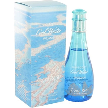 Picture of Cool Water Coral Reef 100ml EDT for women