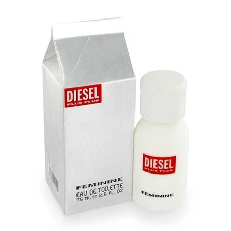Picture of Diesel Plus Plus Feminine Eau de Toilette 75ml