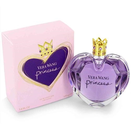Picture of Princess by Vera Wang 100ml Eau de Toilette for women