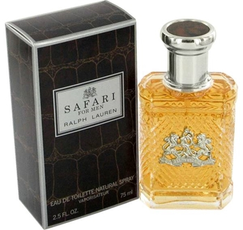 Picture of Safari for Men 125ml EDT