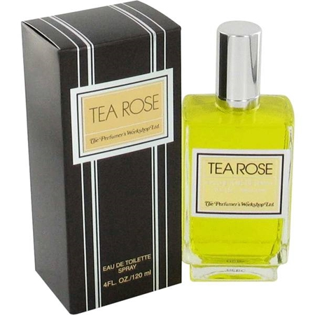 Picture of Tea Rose by Perfumers workshop 120ml EDT