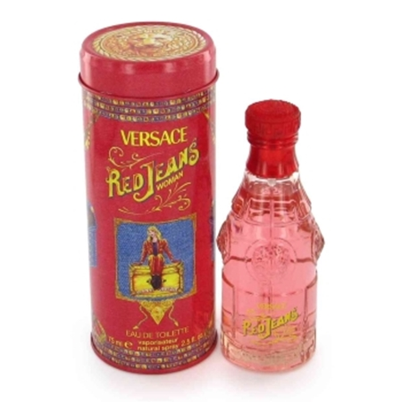 Picture of Versus Red Jeans 75ml EDT for women