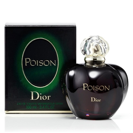 Picture of Poison by Dior 100ml EDT spray