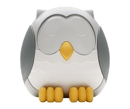 """Picture of """"Feathers"""" Owl Essential Oil Diffuser"""